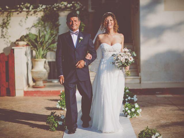 Il matrimonio di Simona e Gianpaolo a Bari, Bari 21