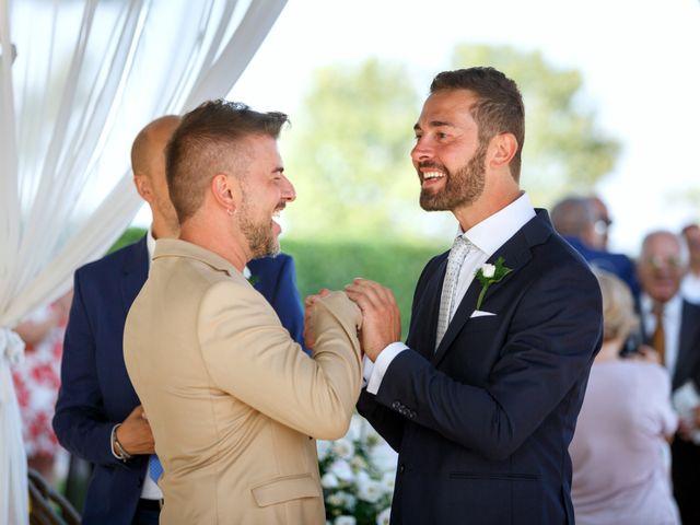 Il matrimonio di Simona e Gianpaolo a Bari, Bari 28