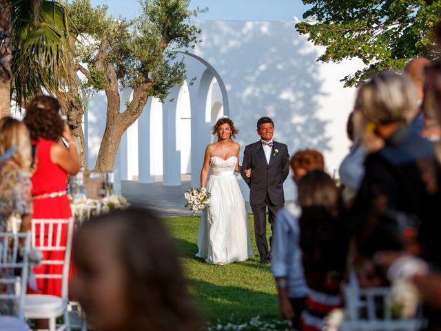 Il matrimonio di Simona e Gianpaolo a Bari, Bari 29