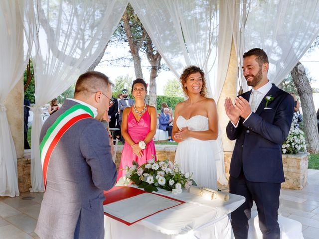 Il matrimonio di Simona e Gianpaolo a Bari, Bari 30