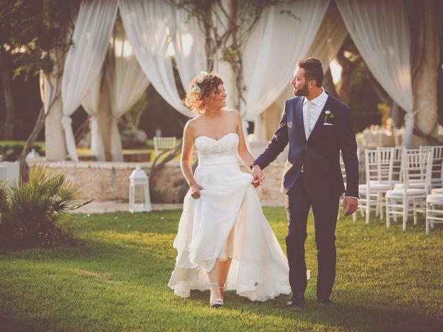 Il matrimonio di Simona e Gianpaolo a Bari, Bari 39