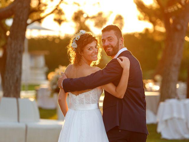 Il matrimonio di Simona e Gianpaolo a Bari, Bari 43