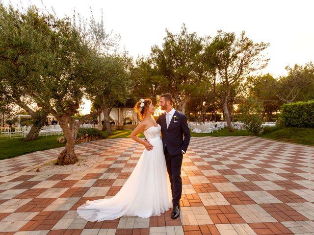 Il matrimonio di Simona e Gianpaolo a Bari, Bari 44