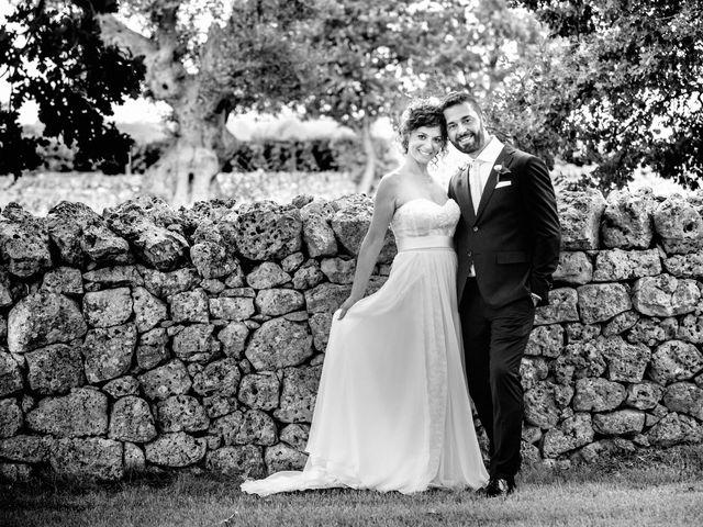 Il matrimonio di Simona e Gianpaolo a Bari, Bari 45
