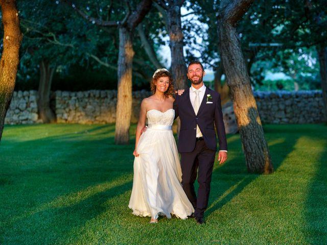 Il matrimonio di Simona e Gianpaolo a Bari, Bari 46