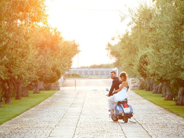 Il matrimonio di Simona e Gianpaolo a Bari, Bari 49