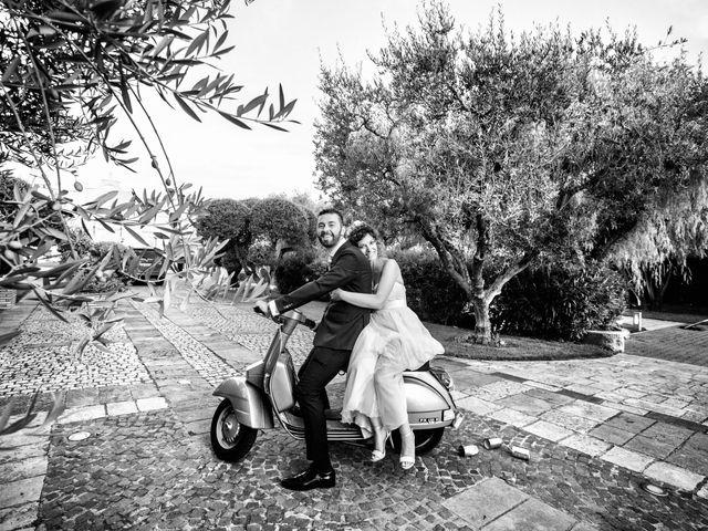 Il matrimonio di Simona e Gianpaolo a Bari, Bari 50