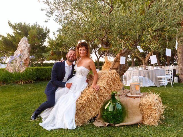 Il matrimonio di Simona e Gianpaolo a Bari, Bari 51