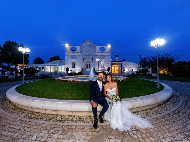 Il matrimonio di Simona e Gianpaolo a Bari, Bari 52