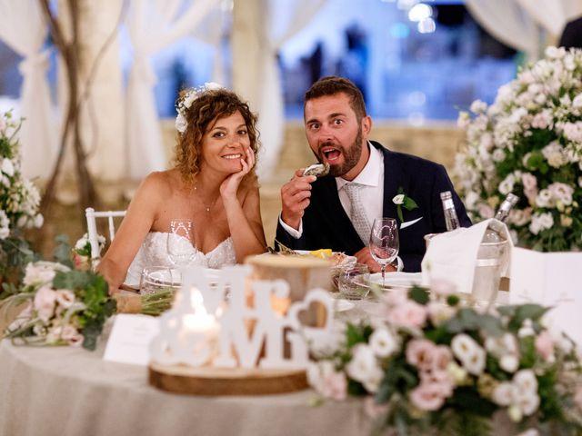 Il matrimonio di Simona e Gianpaolo a Bari, Bari 53