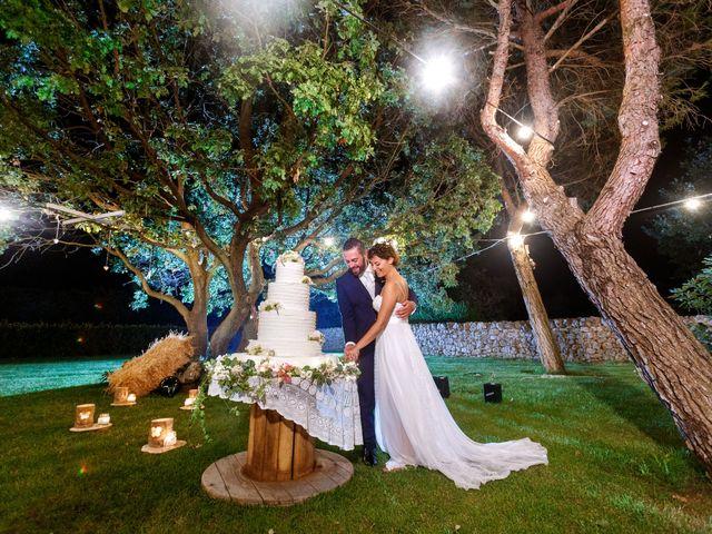 Il matrimonio di Simona e Gianpaolo a Bari, Bari 61