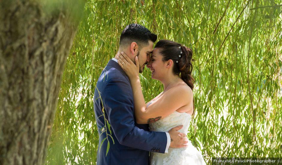 Il matrimonio di Daniel e Sara a Scaldasole, Pavia