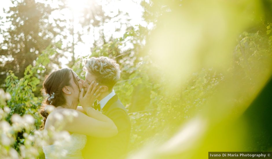 Il matrimonio di Laila e Edy a Monte San Pietro, Bologna