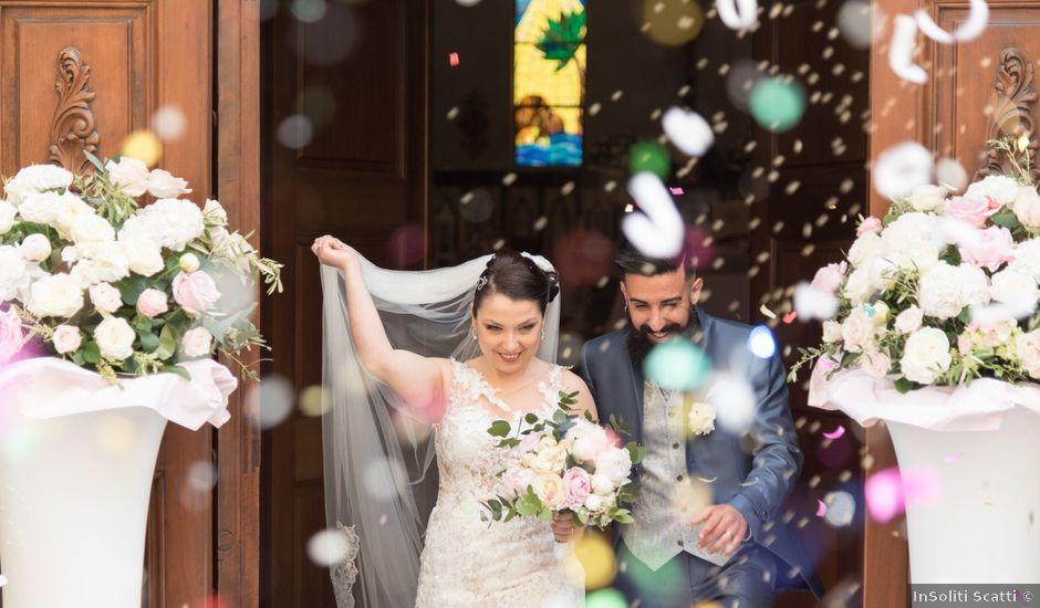 Il matrimonio di Gianluca e Maria Chiara a Siniscola, Nuoro
