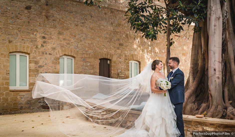Il matrimonio di Marco e Giusi a Trabia, Palermo