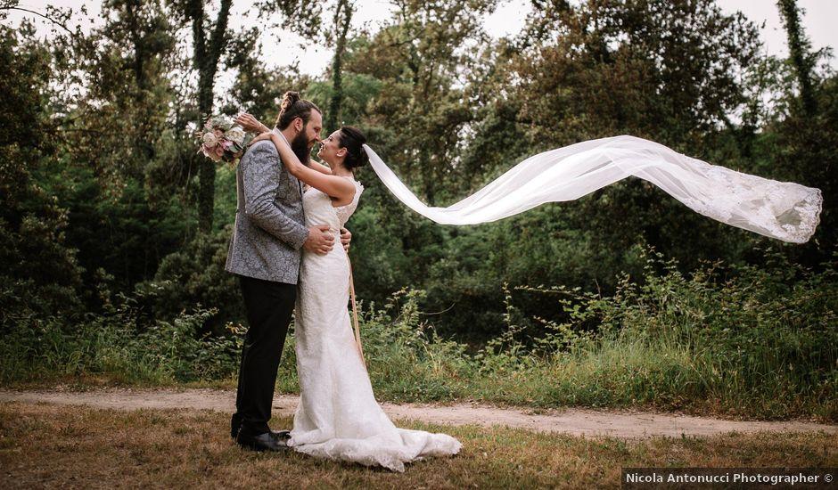 Il matrimonio di Marco e Lara a Ponte Buggianese, Pistoia