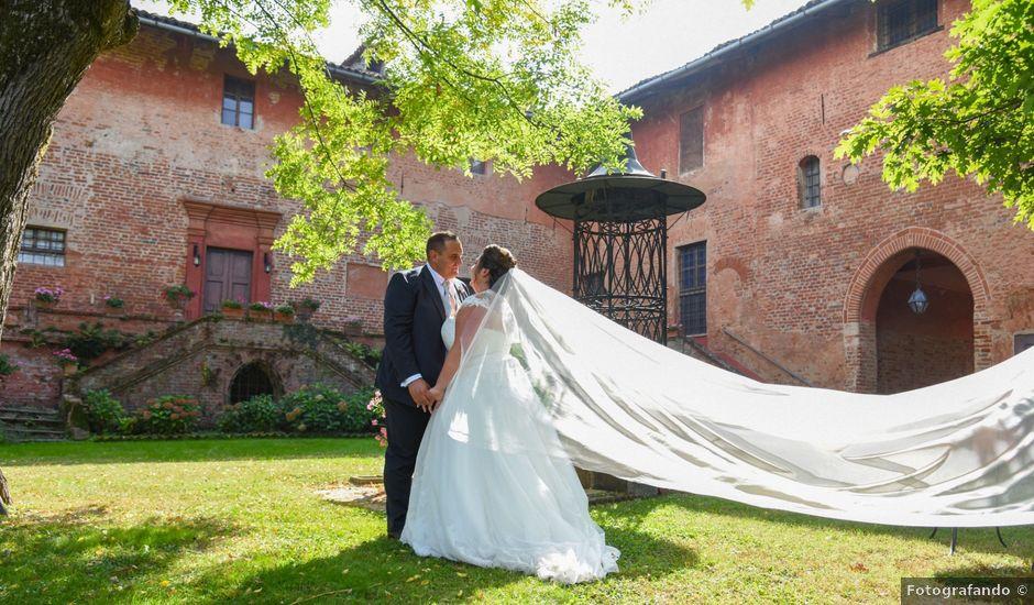 Il matrimonio di Federico e Cecilia a Poirino, Torino