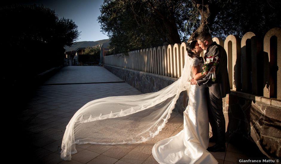 Il matrimonio di Luca e Angela a Bono, Sassari
