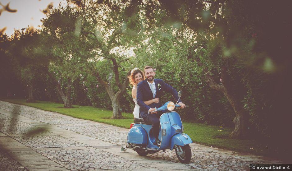 Il matrimonio di Simona e Gianpaolo a Bari, Bari