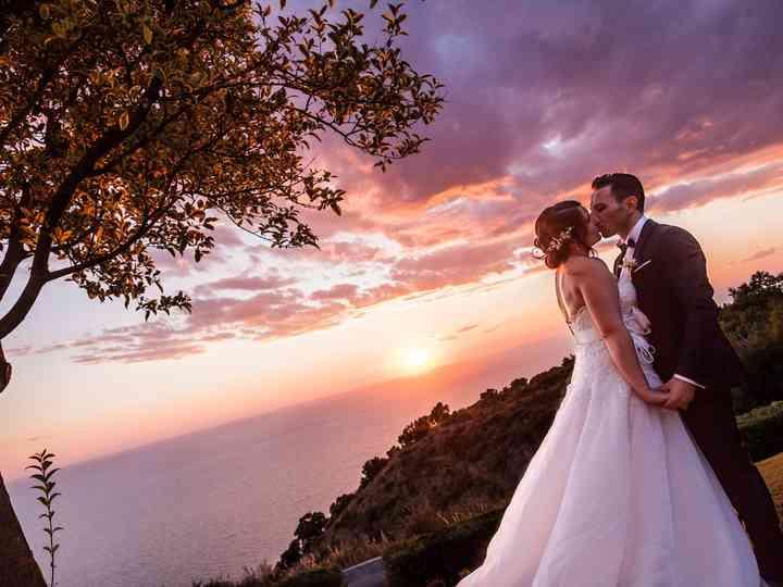 le nozze di Sabrina e Ernesto