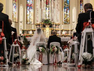 Le nozze di Alessandra e Alessio 1