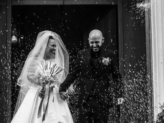 Le nozze di Alessandra e Alessio