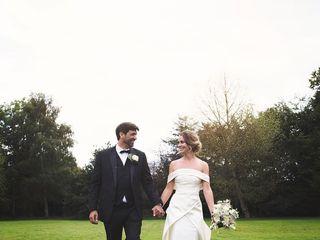 Le nozze di Nikki e Dan