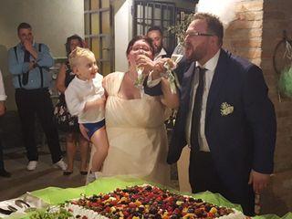 Le nozze di Anna e Massimiliano 1