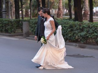 Le nozze di Antonella e Luigi 1