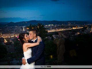 le nozze di Lisa zaramella  e Alessio matarazzo 2
