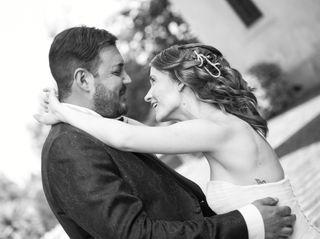 Le nozze di Tania e Pierre Paolo