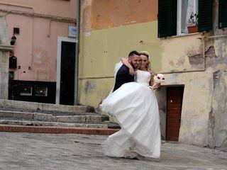 Le nozze di Eduardo e Tina