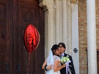 Le nozze di Annamaria e Daniele 1