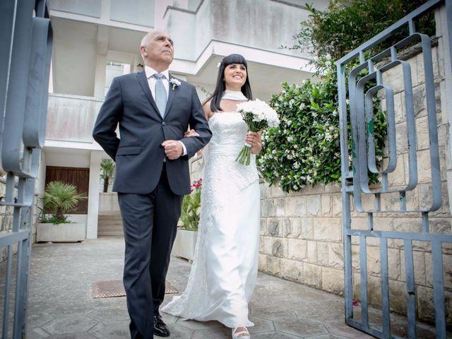 Il matrimonio di Mirko e Federica a Lecce, Lecce 15