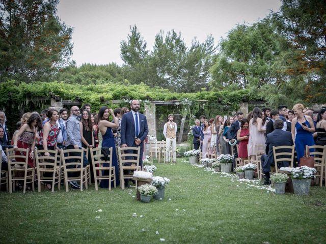 Il matrimonio di Mirko e Federica a Lecce, Lecce 16