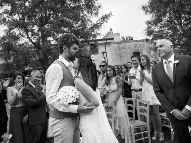 Il matrimonio di Mirko e Federica a Lecce, Lecce 19