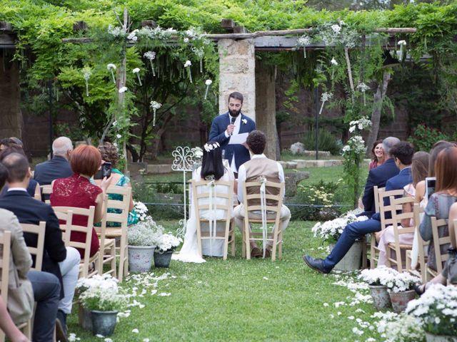 Il matrimonio di Mirko e Federica a Lecce, Lecce 25