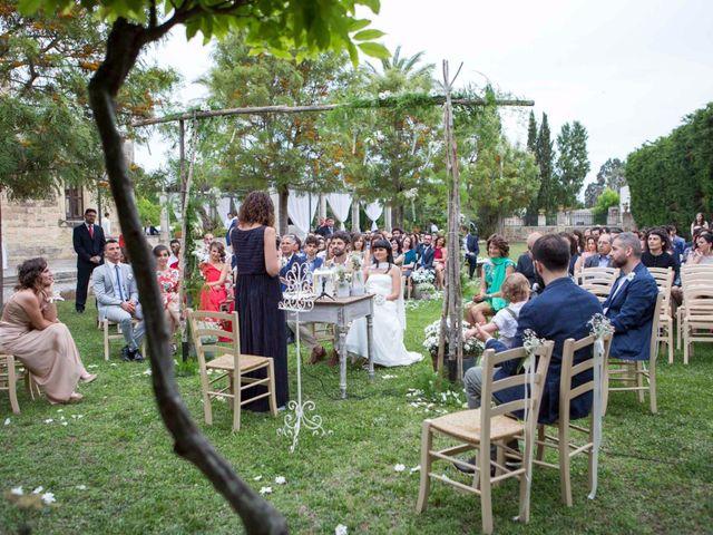 Il matrimonio di Mirko e Federica a Lecce, Lecce 26
