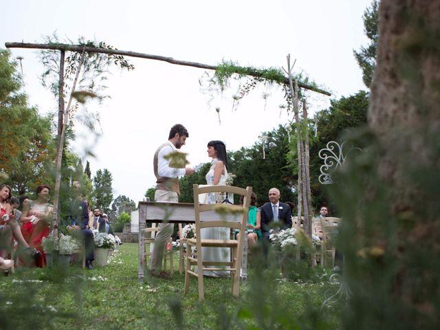 Il matrimonio di Mirko e Federica a Lecce, Lecce 28