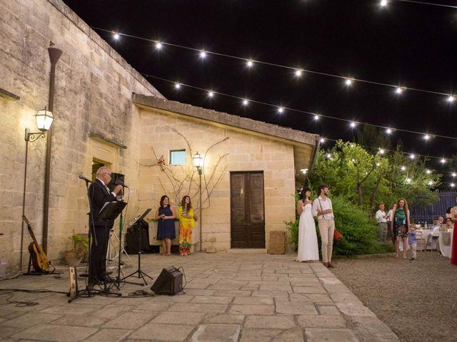 Il matrimonio di Mirko e Federica a Lecce, Lecce 47