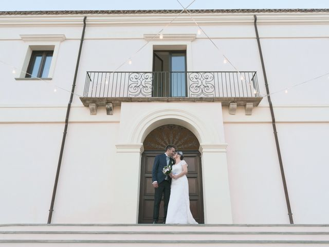 Le nozze di Giusy e Gabriele