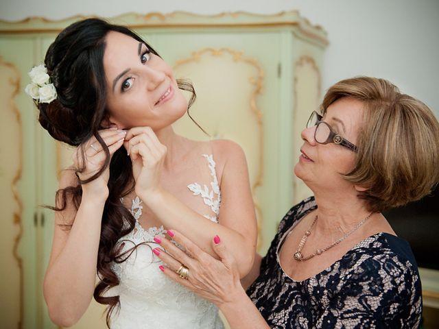 Il matrimonio di Omar e Anna Lucia a San Pancrazio Salentino, Brindisi 9
