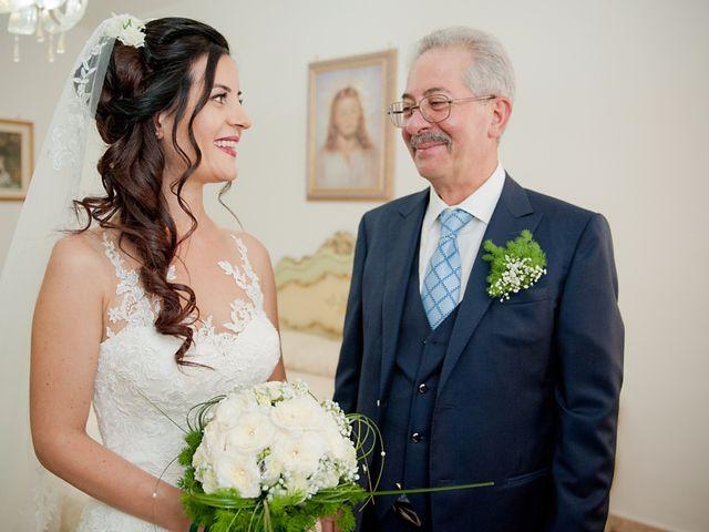 Il matrimonio di Omar e Anna Lucia a San Pancrazio Salentino, Brindisi 10