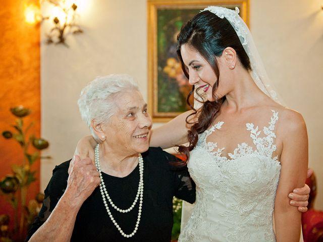 Il matrimonio di Omar e Anna Lucia a San Pancrazio Salentino, Brindisi 12