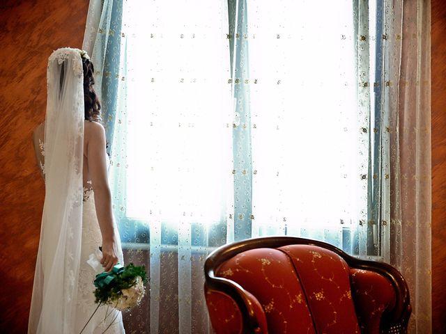 Il matrimonio di Omar e Anna Lucia a San Pancrazio Salentino, Brindisi 14