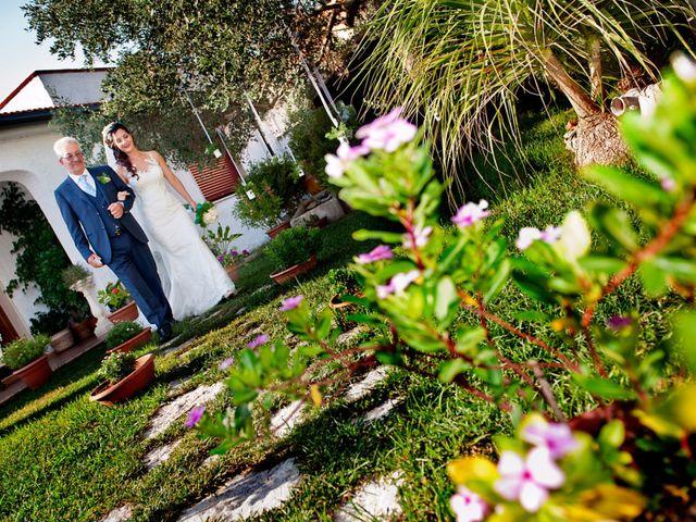 Il matrimonio di Omar e Anna Lucia a San Pancrazio Salentino, Brindisi 22