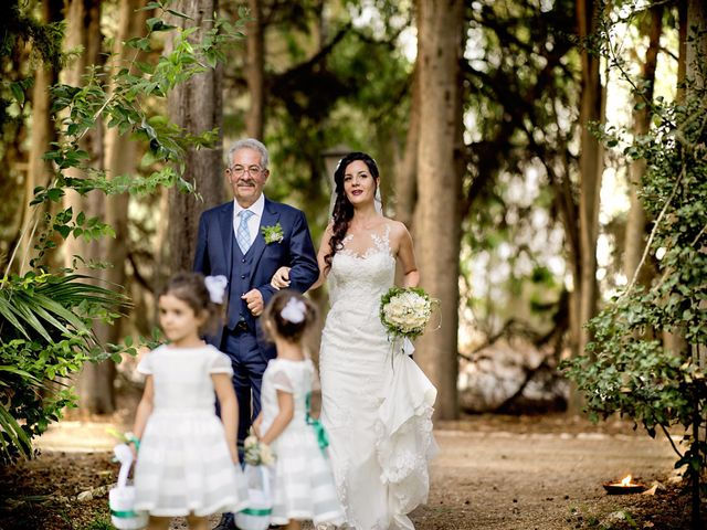 Il matrimonio di Omar e Anna Lucia a San Pancrazio Salentino, Brindisi 25
