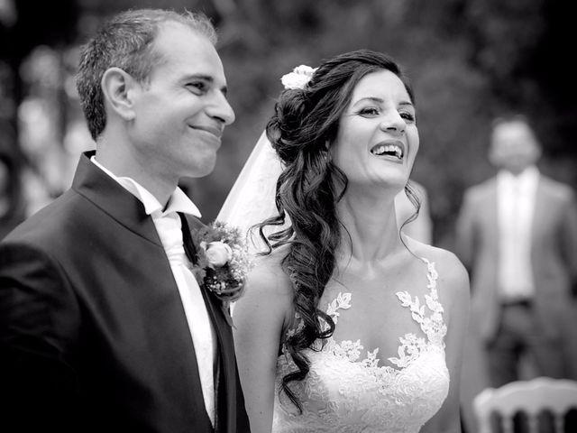 Il matrimonio di Omar e Anna Lucia a San Pancrazio Salentino, Brindisi 27