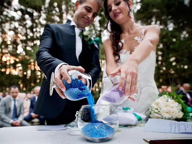 Il matrimonio di Omar e Anna Lucia a San Pancrazio Salentino, Brindisi 32