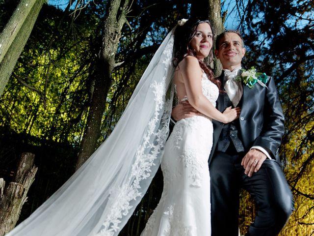 Il matrimonio di Omar e Anna Lucia a San Pancrazio Salentino, Brindisi 33